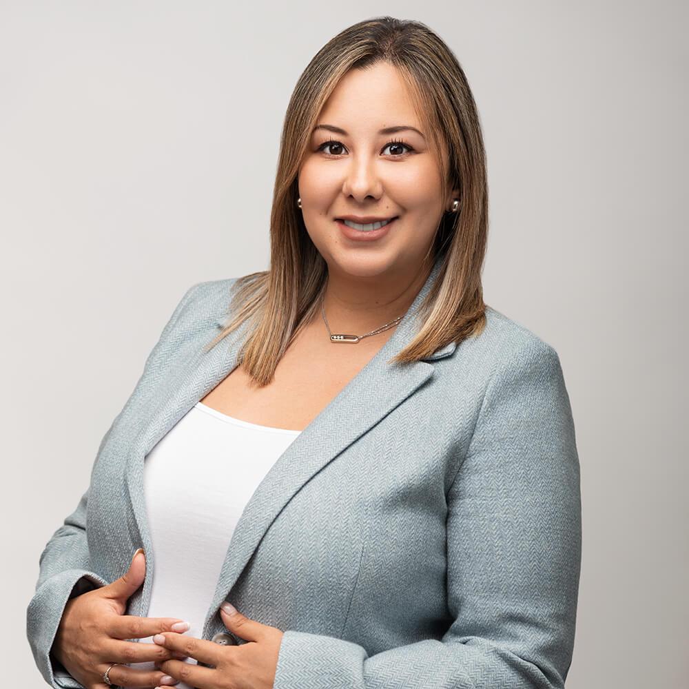 Jennifer Virguez Gerente Administrativo