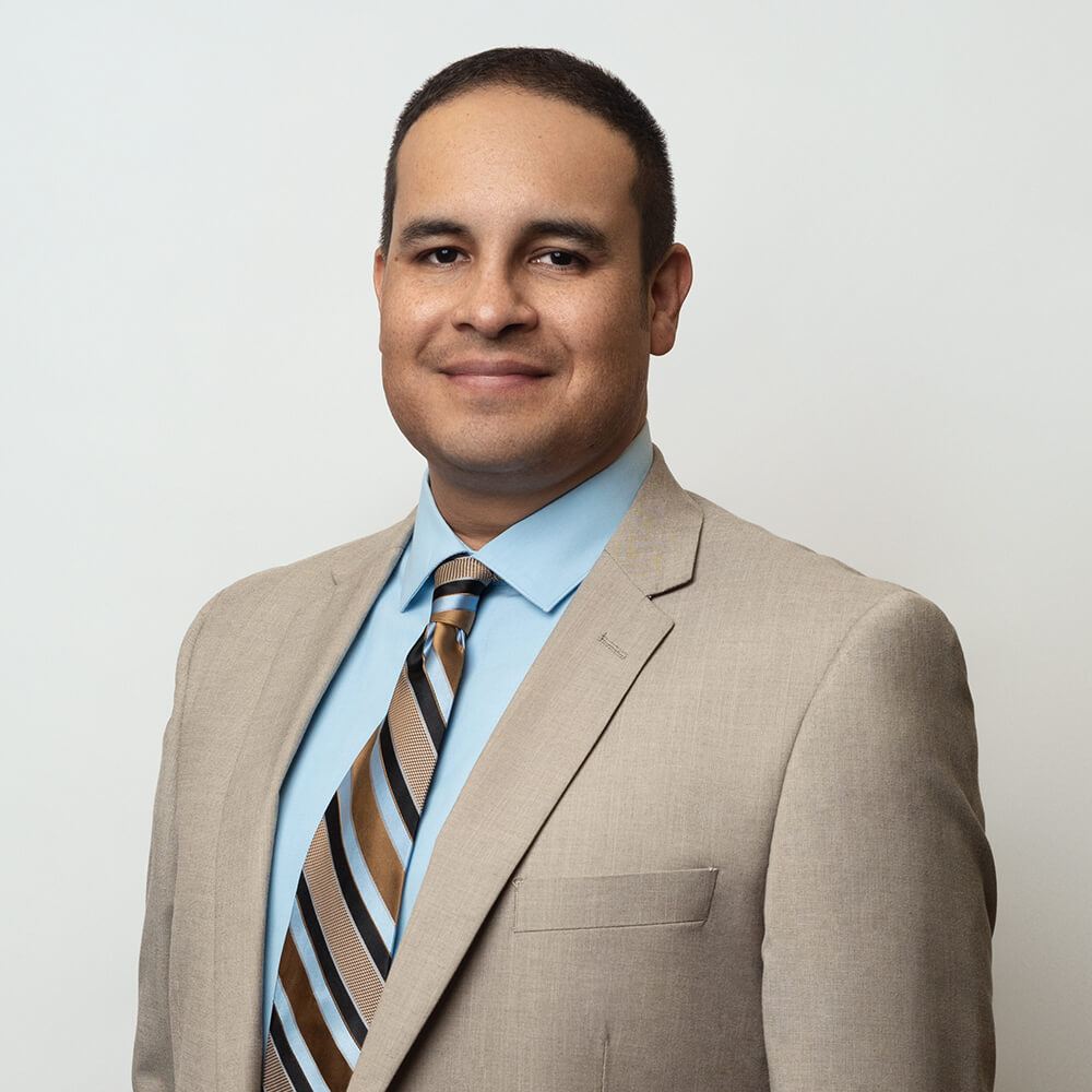 Juan Grimaldo Asistente Legal de Lesiones Personales Virguez law