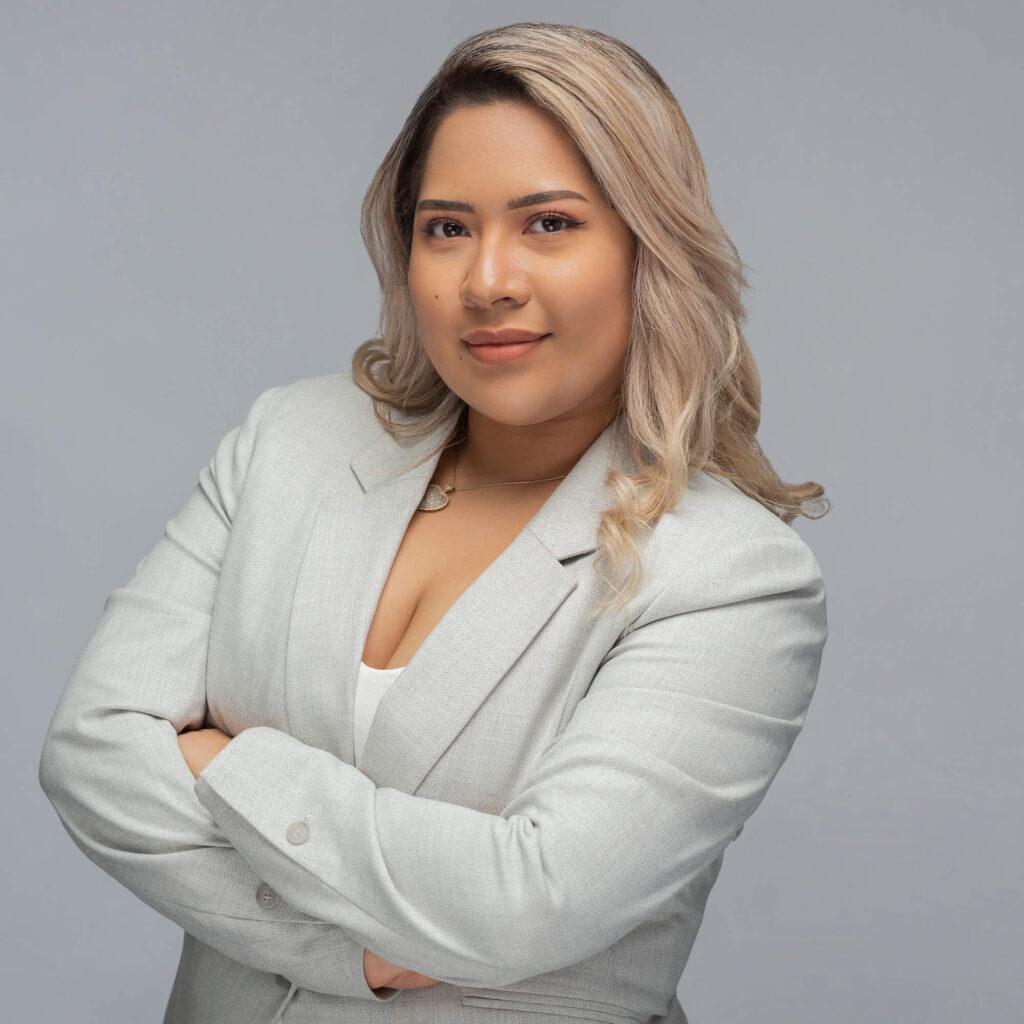 Cindy Bernabe Client Relations Representative