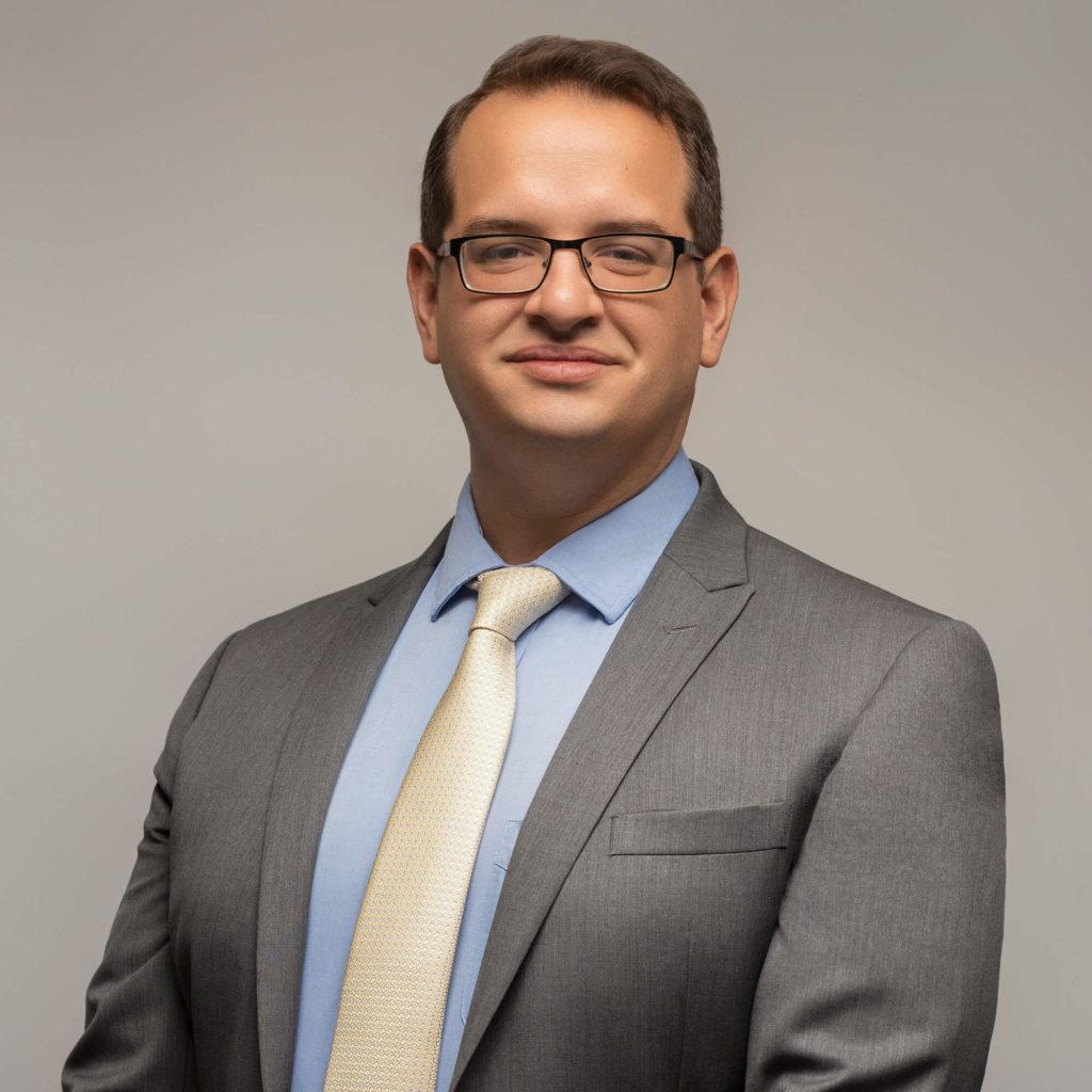 Frank Padron Senior Associate Attorney