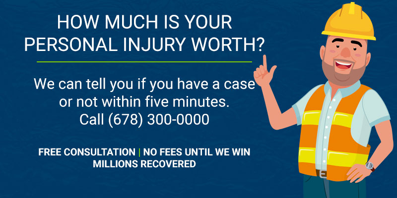 how much is your personal injury worth?