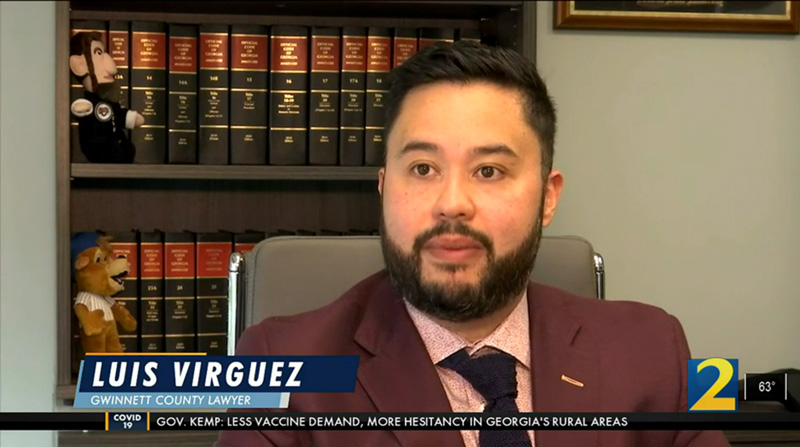 Luis Virguez - Crisis at US border impacting families here in metro Atlanta