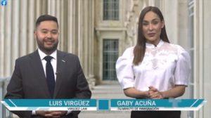 Gaby Acuna Luis Virguez Telemundo Immigration